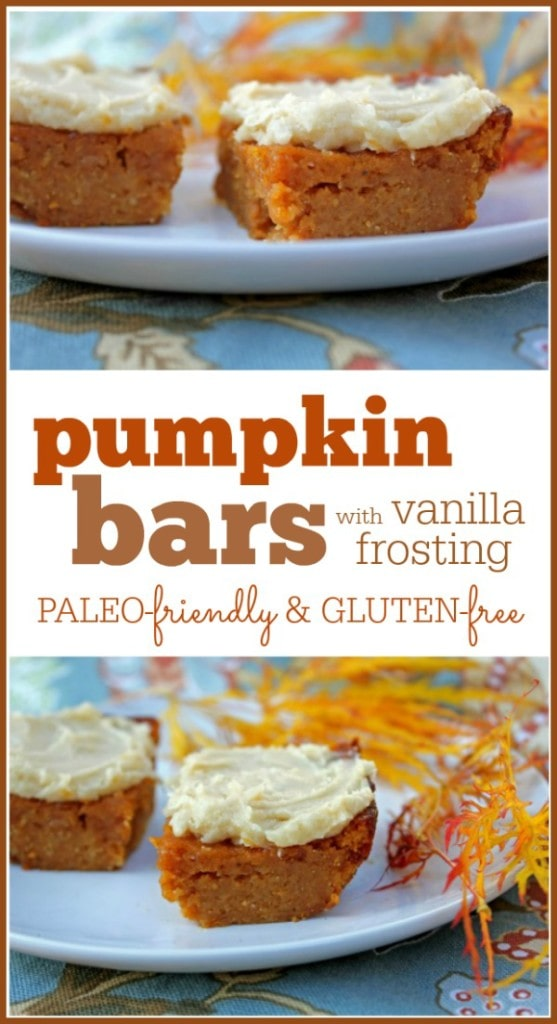 frugal living pumpkin-bars-paleo-gluten-free