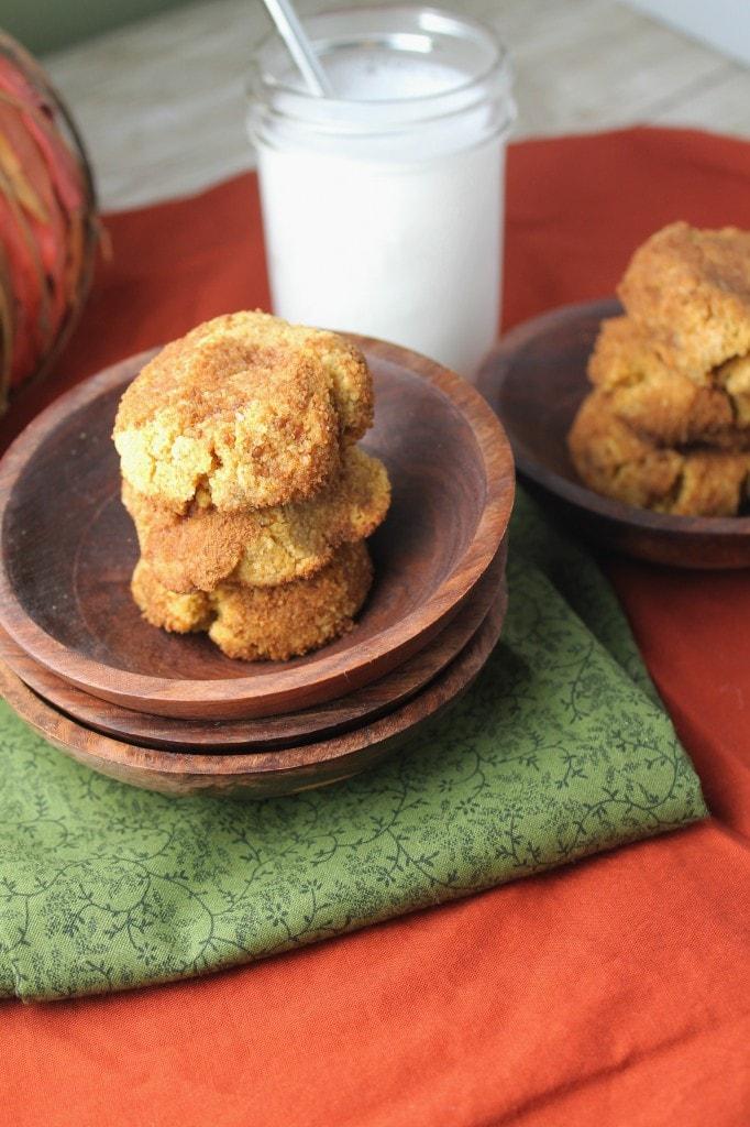 tessa domestic gluten free pumpkin cookie