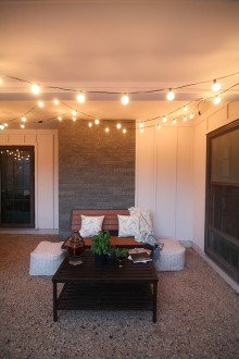 Our Personal Outdoor Wonderland