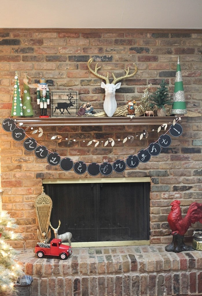 Love this simple and rustic Christmas decor!_0009