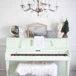 Rustic + Simple Christmas Decor