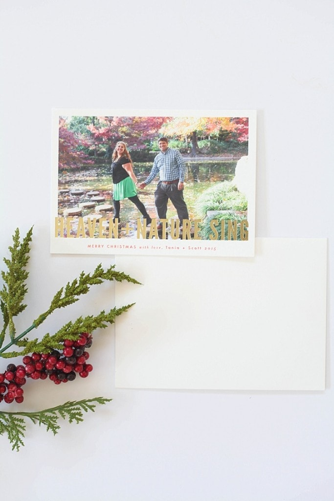Our 2015 Christmas Card - Run To Radiance
