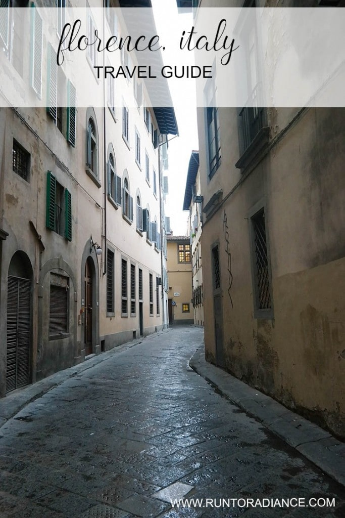 travel guides italy driving florence