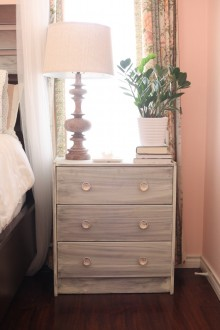 Our New Bedside Tables (Ikea Hack!)