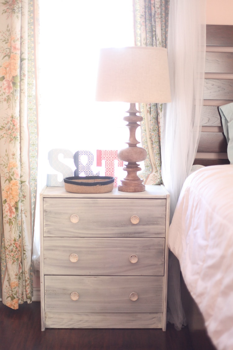 Our New Bedside Tables Ikea Hack Run To Radiance