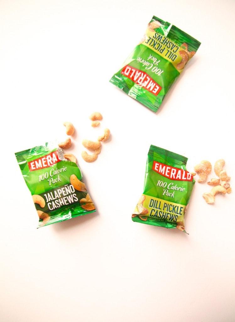 Emerald cashews new flavors, so good! (2 of 3)