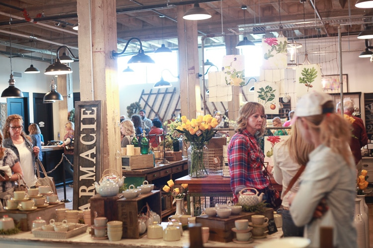 Magnolia market is every bit as styled as you d imagine check out