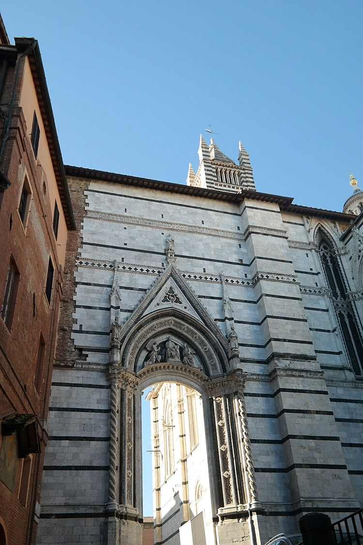 Siena Cathedral / Siena Duomo / Church in Italy