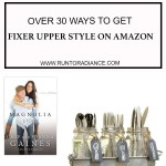 Woohoo! Over 30 ways to get the Fixer Upper look on Amazon.com!