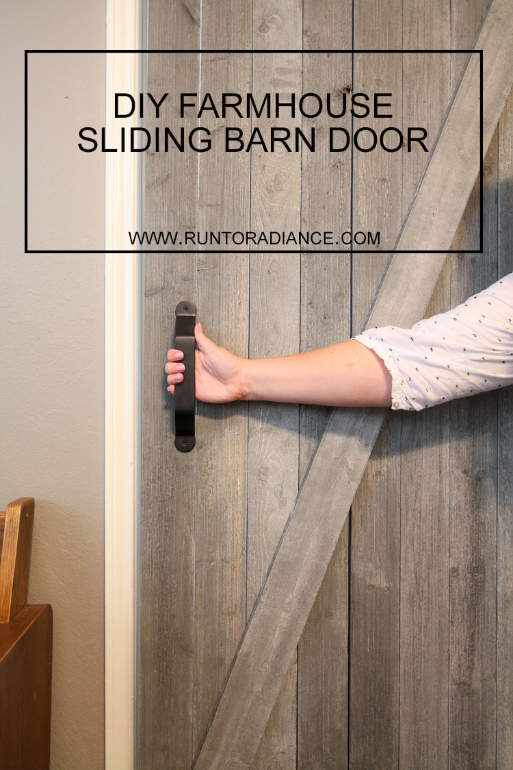 How To how to make a barn door images : Diy Sliding Barn Door