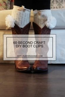 5 Minute Craft: DIY Boot Clips (With Video!)