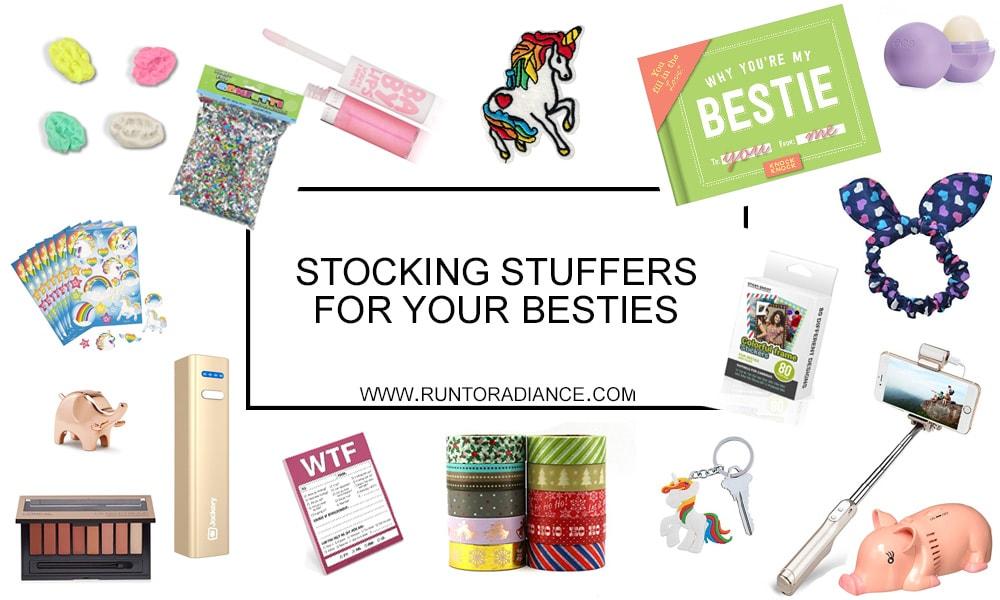 Cool Stocking Stuffer Ideas Run To Radiance