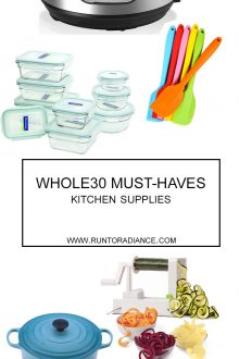 Whole30 Must-Haves