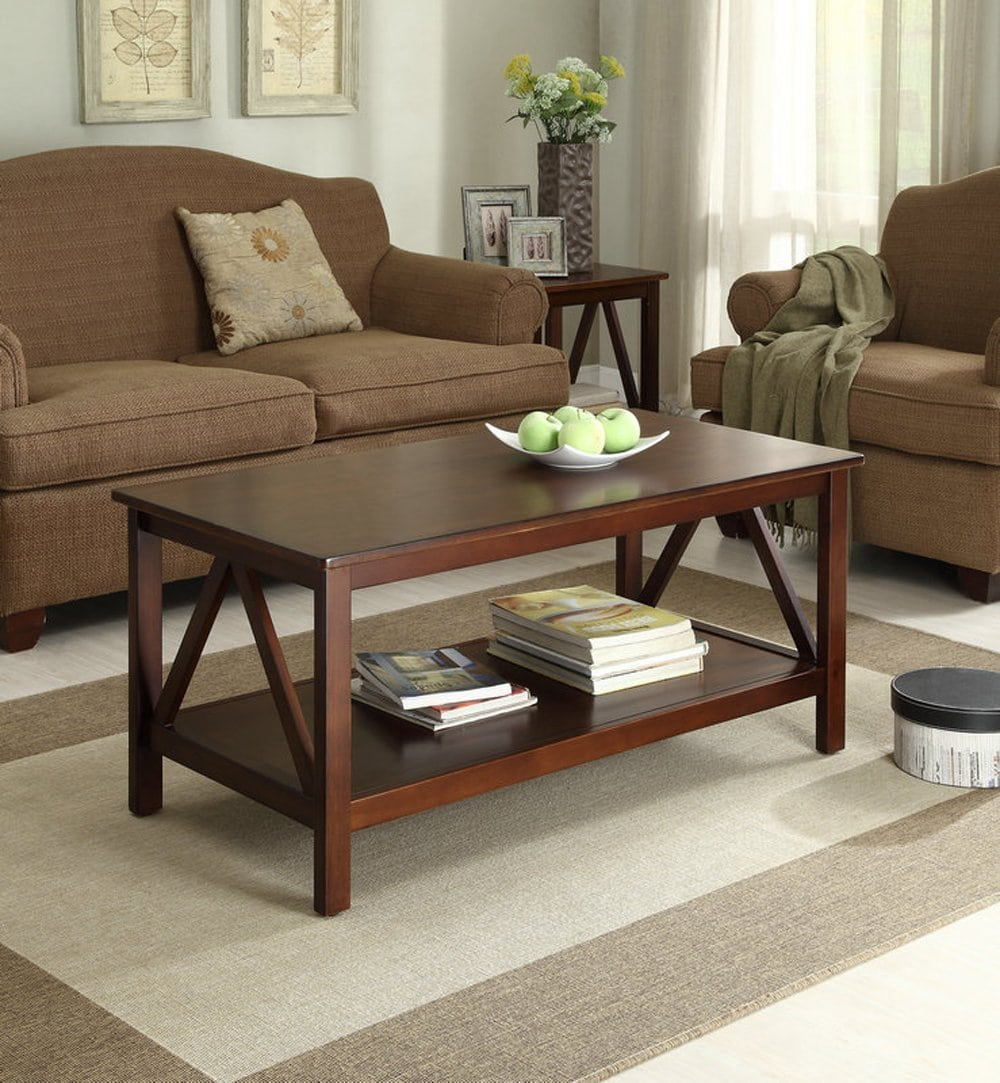 These cute  cheap coffee tables are all from Amazon and these Cheap Coffee Tables Under 100 That Work For Every Style
