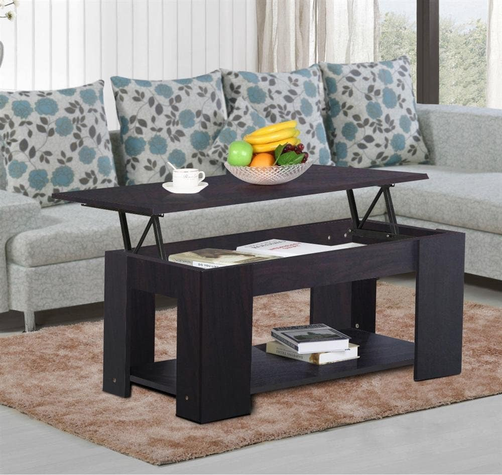 Cheap coffee tables under 100 that work for every style for Eating table