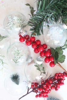 Easy DIY Christmas Tree Ornaments to Make
