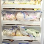 How I Stockpiled 100 Instant Pot Freezer Meals Before Baby