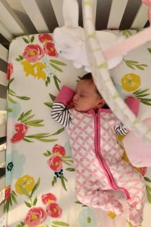 Mom Life – Two Months with Lily