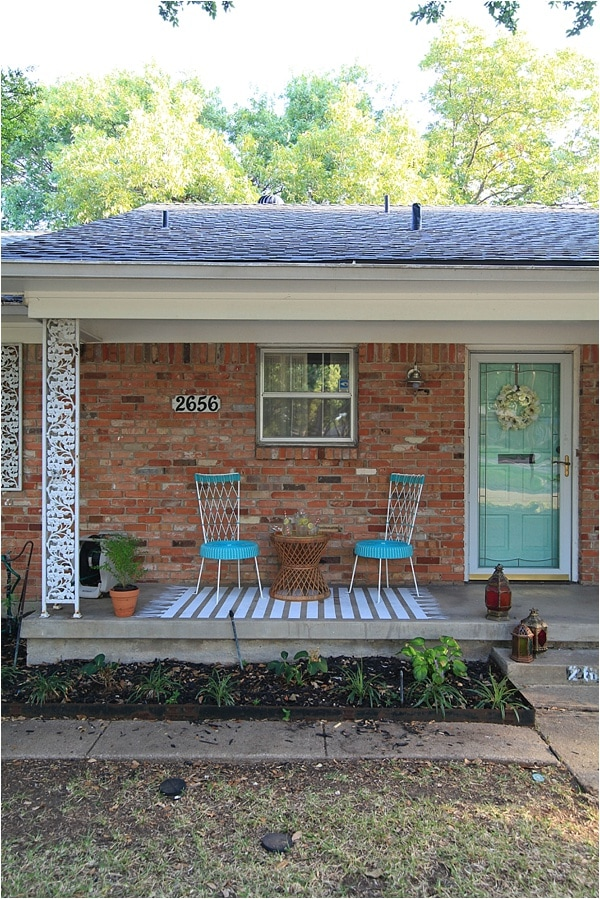 I wanted to paint my concrete patio after seeing all the projects online, but this review helped me decide for sure! Ready for a front porch makeover!