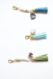Easy Gift Idea: DIY Custom Keychains with Fingerprints