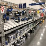 kobalt tools at Lowe's on shelf