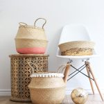 IKEA Hack: Wicker Basket 3 Ways for Cute Storage