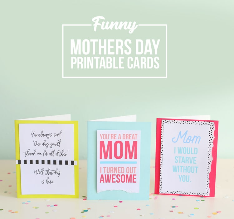 photograph about Printable Funny Mothers Day Cards identify 45+ Printable Moms Working day Playing cards Totally free!! + What the Heck
