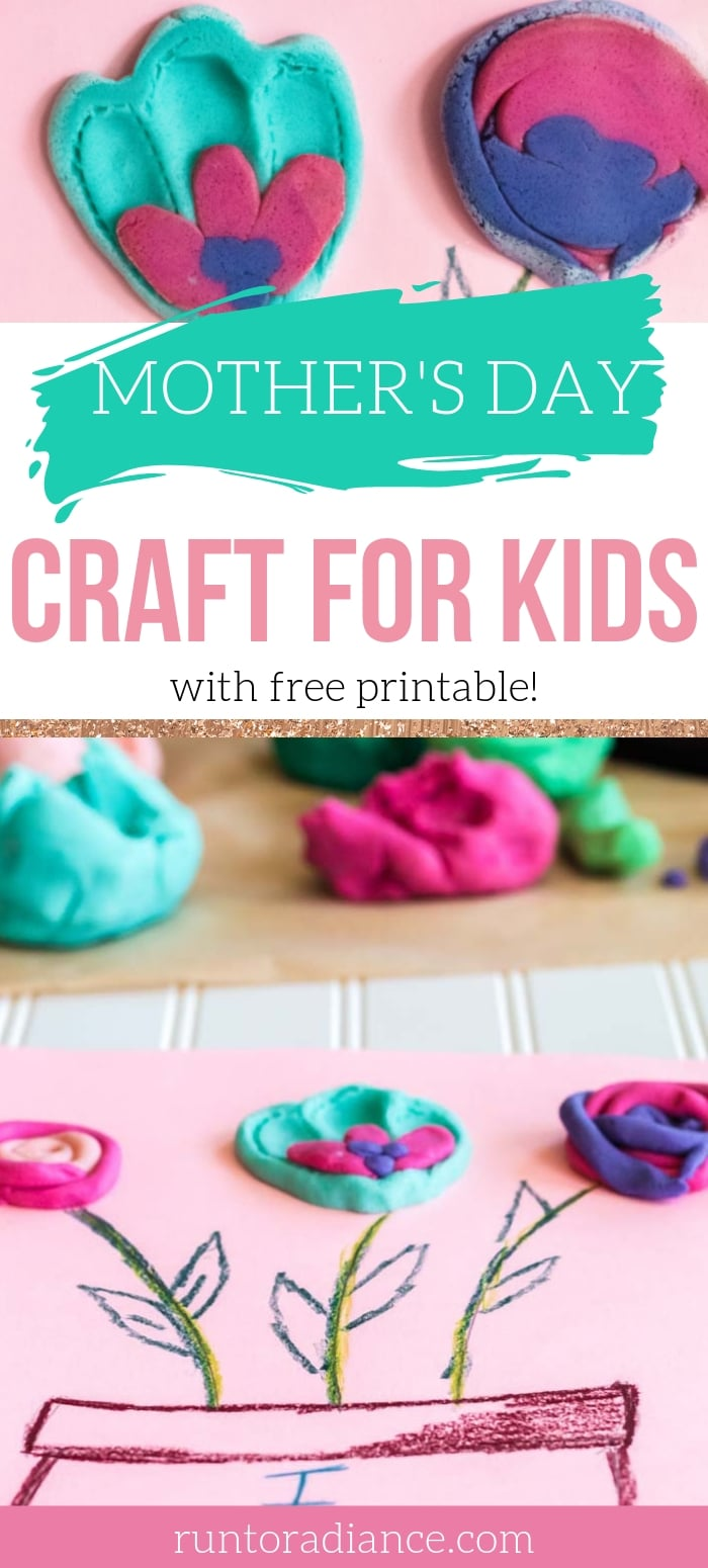 Super Simple Cute Diy Mother S Day Gift From Kids With Free