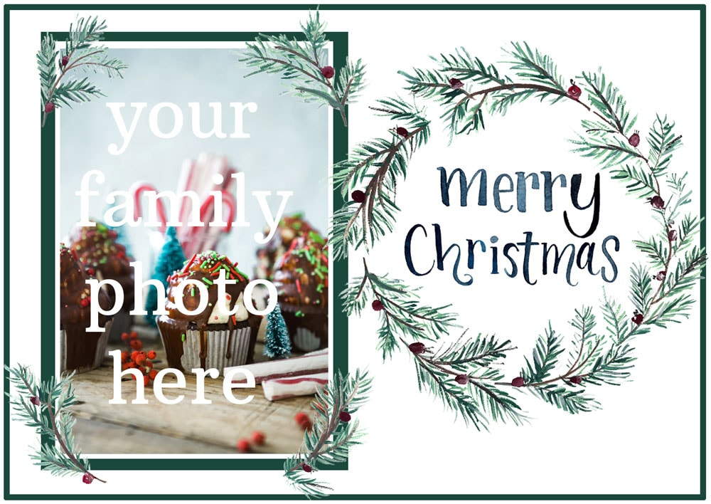 Free Printable Christmas Cards To Send To Everyone You Know Run To Radiance