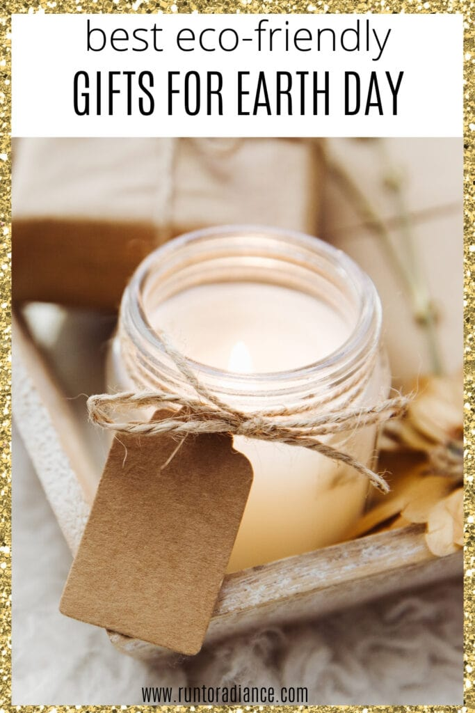Pinterest Image for Eco-Friendly gifts