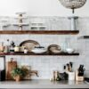 8 Ways to Style Open Shelving in the Kitchen